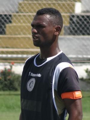 Chiquinho, lateral do ASA (Foto: Leonardo Freire/GloboEsporte.com)