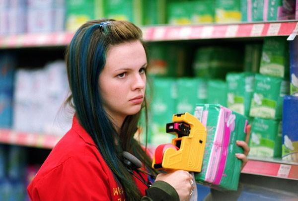 Amber Tamblyn em Quatro Amigas e um Jeans Viajante (2005) (Foto: Divulgação)