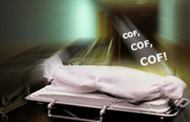 Bêbado acordou dentro de saco plástico em necrotério após ser dado como morto (Foto: Ilustração/Arte /G1)