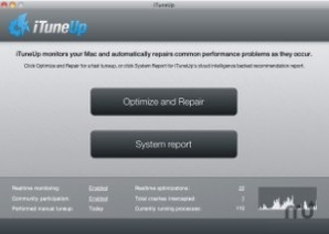 iTuneUP, aplicativo corrige bugs em Macs