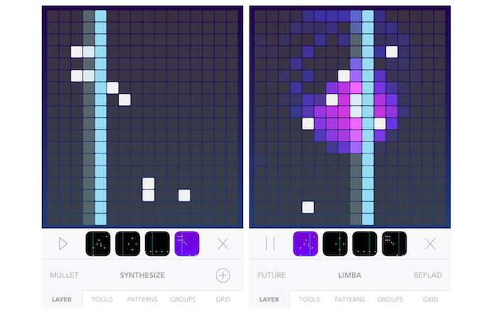 O Beatwave é um aplicativo para iOS que permite criar música de forma intuitiva (Foto: Reprodução/Marvin Costa) (Foto: O Beatwave é um aplicativo para iOS que permite criar música de forma intuitiva (Foto: Reprodução/Marvin Costa))