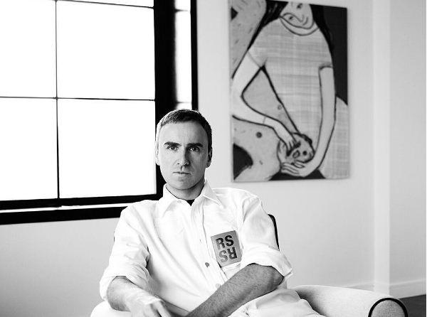Raf Simons confirmado na Calvin Klein (Foto: Reprodução/ Instagram)
