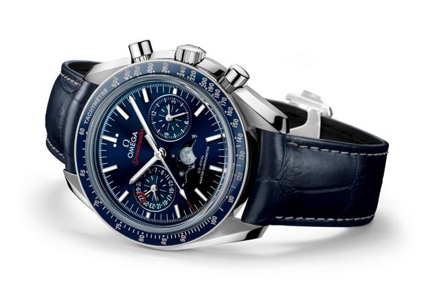 O Omega Speedmaster Moonphase Chronograph Master Chronometer (Foto: Divulgação)