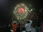 Samba, rock e eletrônica são opções durante festas de réveillon em Manaus