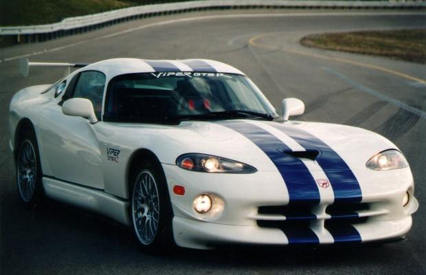 Viper GTS-R, de 1998 (Foto: Divulgação)