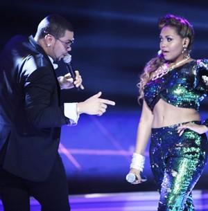 Mate a saudade do apresentador Naldo Benny! (Pedro Curi/TV Globo)