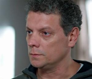 Miguel revoltz! (Foto: TV Globo)