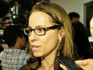 Promotora Ana Luíza Peterlini deverá chefiar a Sema. (Foto: Renê Dióz / G1)