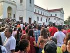 Fiéis lotam Catedral em Rio Branco para comemorar Ano Santo