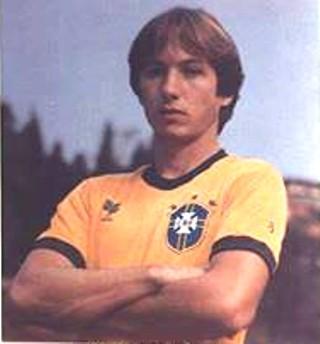 Cacau, ex-atacante do Goiás, em foto pela seleção brasileira (Foto: Arquivo/Goiás E.C.)