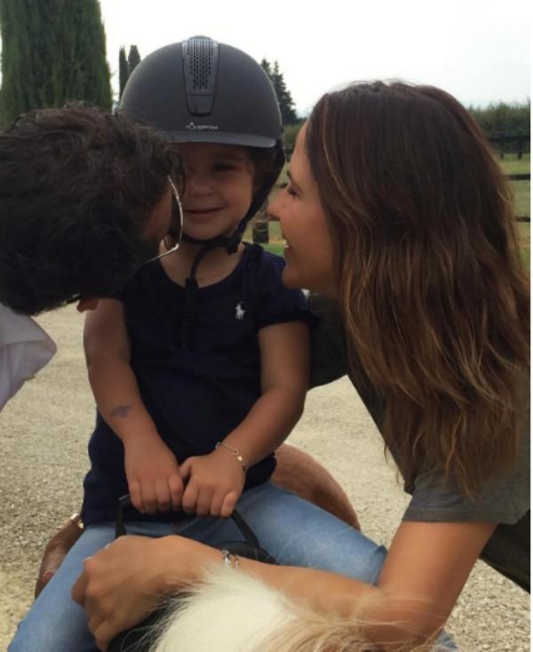 Guilhermina Guinle e família na Itália (Foto: Reprodução/Instagram)