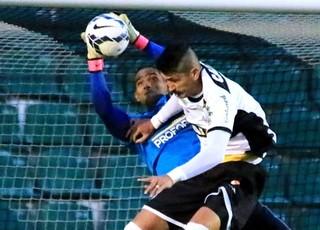 Edson Goiás (Foto: Luiz Henrique/Figueirense FC)