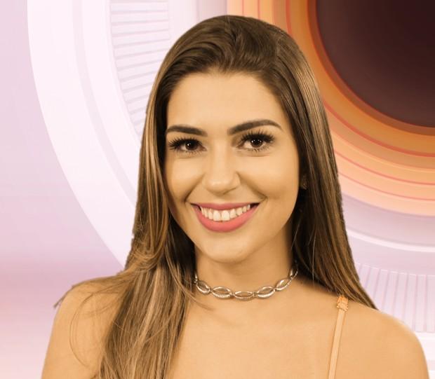 Vivian Amorim é uma das participantes do BBB 17 (Foto: Divulgação Globo)