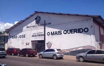 Jogo festivo marcará aniversário de 70 anos do São José, no Amapá