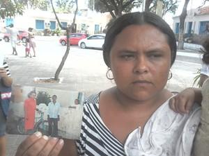Natália Régia Silva Sales (Foto: Thiago Conrado/ G1)