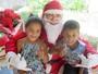 Projeto Crescer distribuiu cesta básica e brinquedos em confraternização