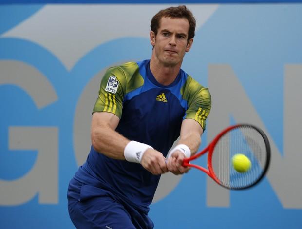 Andy Murray Queen's segunda rodada (Foto: Reuters)
