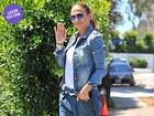 De Jennifer Lopez e Demi Lovato: confira os looks da semana