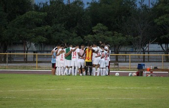 Náutico-RR treina de olho na partida de volta contra o São Raimundo-PA