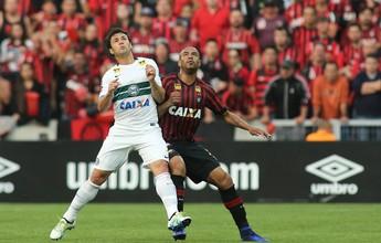 Com 13 gols, Kleber Gladiador termina como o artilheiro do Paranaense 2016