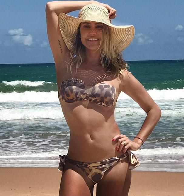 Deborah Secco em viagem à Bahia (Foto: Reprodução/Instagram)