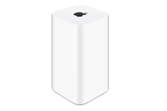 AirPort Time Machine é roteador Wi-Fi e Disco rígido para backup (Foto: Divulgação/Apple)