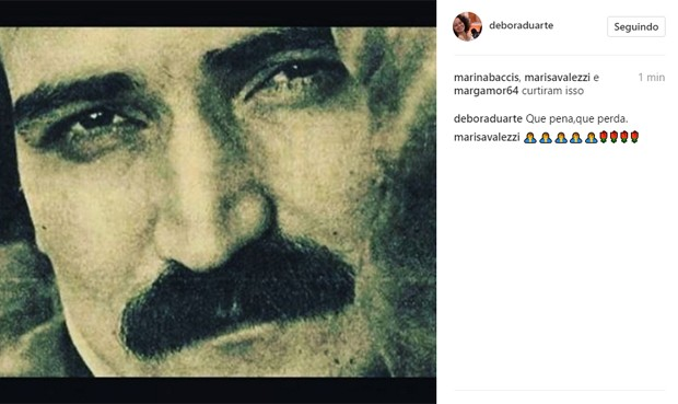 Morte de Belchior repercute na web (Foto: Reprodução/Instagram)