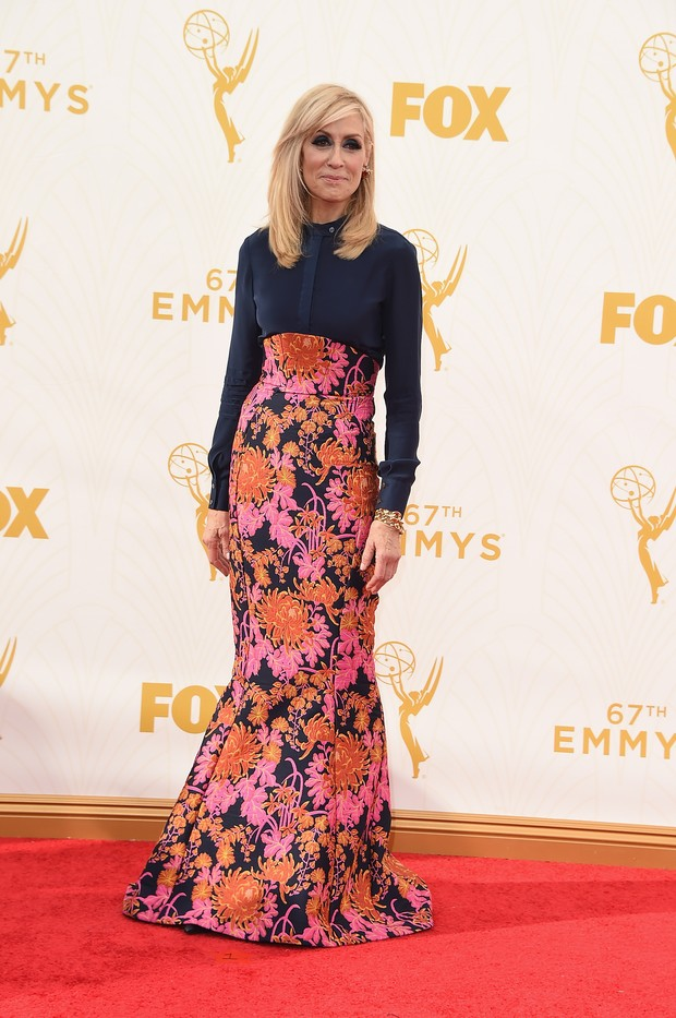 Judith Light no Emmy Awards (Foto: Getty Images)