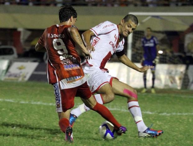 Potiguar de Mossoró x América, final do Campeonato Potiguar (Foto: Márcio Barbosa)