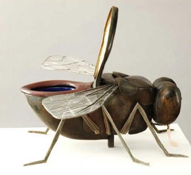 François-Xavier Lalanne e seus móveis incríveis em formato de animais (Foto: Divulgação)