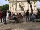 Movimento Não Pago protesta contra reajuste de passagem para R$ 3,10
