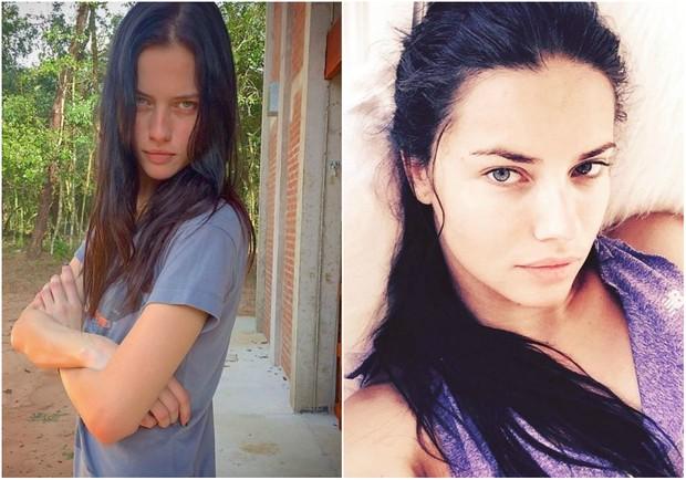 Isis Bataglia e Adriana Lima (Foto: Reprodução/Instagram)