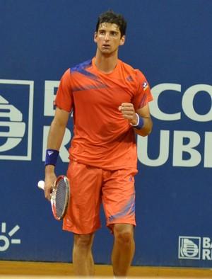 Thomaz Bellucci tênis Montevidéu (Foto: Divulgação)