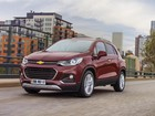 Chevrolet Tracker renovado chega ao Brasil até o final do ano