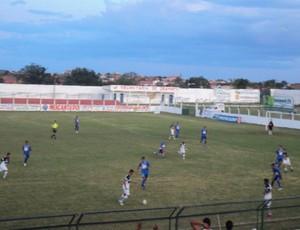 São Benedito joga pela 2ª divisão do Campeonato Cearense (Foto: Divulgação)