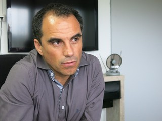 rodrigo caetano vasco entrevista (Foto: Edgard Maciel de Sá)