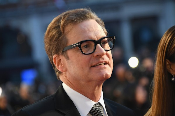 O ator Colin Firth (Foto: Getty Images)