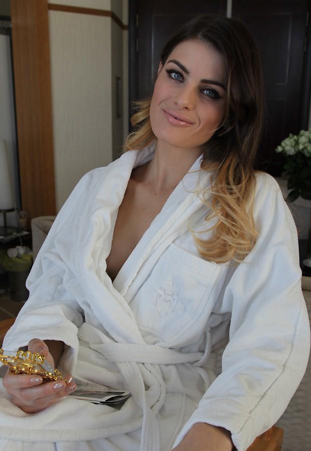 Isabeli Fontana (Foto: Marcos Rosa/Revista QUEM)