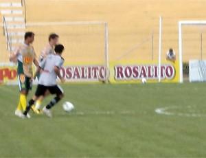 Mirassol faz jogo-treino contra o Votuporanguense sub-20 (Foto: Vinicius de Paula/Mirassol)