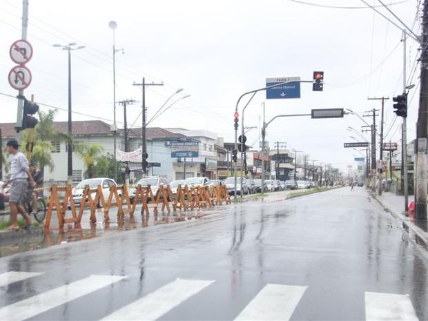 Fila da balsa será fiscalizada durante temporada de verão em Guarujá (Foto: Divulgação/Prefeitura de Guarujá)