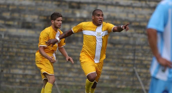 Brasiliense x Luziânia Candangão  (Foto: Claudio Reis / Brasiliense FC)