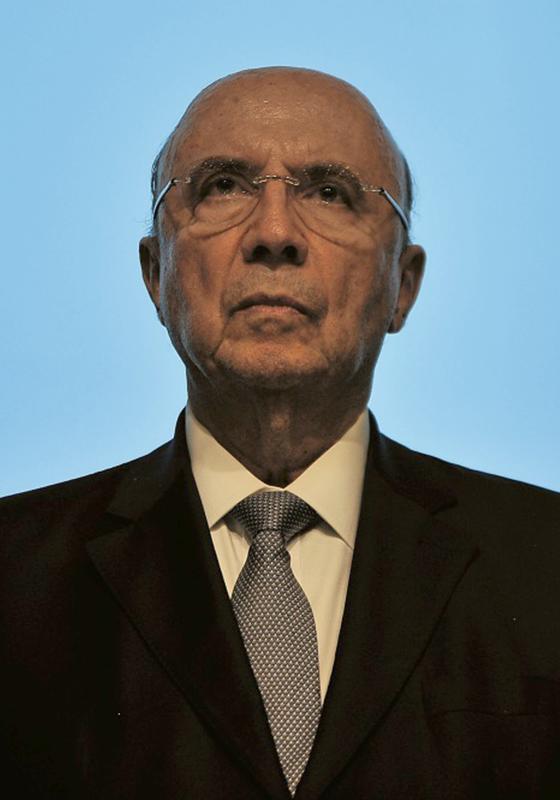 O ministro da Fazenda Henrique Meirelles (Foto:  ARMANDO PAIVA/AGIF/ESTADÃO CONTEÚDO)