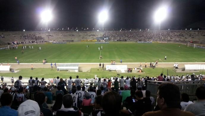 5027c45dab01c Águia surpreende o Botafogo-PB e vence pela primeira vez na Série C