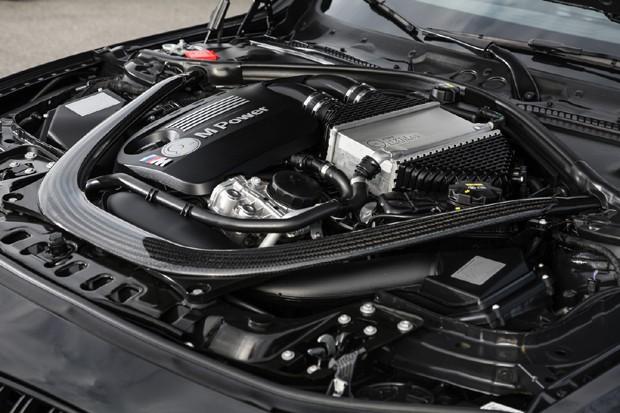 BMW M4 Conversível customizado pela Dähler Design & Technik GmbH (Foto: Divulgação)