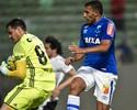 """Wilson cita """"gosto amargo"""" em empate do Coritiba contra o Cruzeiro em BH"""