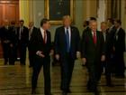 Democratas pedem que Câmara investigueTrump e suposto assédio