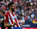 Em grande fase, Carrasco renova  com o Atlético de Madrid até 2022