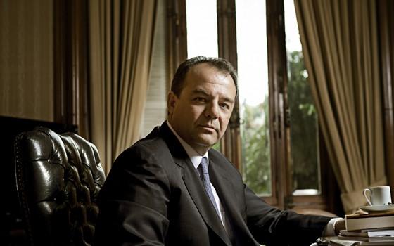 Sérgio Cabral ex governador do Rio de Janeiro (Foto: André Arruda/ Editora Globo)