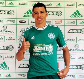 Lucio Palmeiras (Foto: Marcos Ribolli / Globoesporte.com)