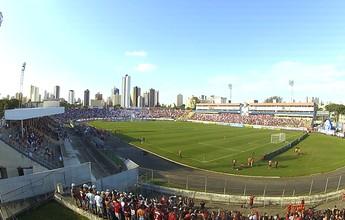 CBF marca partidas do Paraná Clube com um intervalo de apenas 48 horas